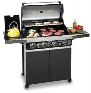 Migliori barbecue a gas Kemper