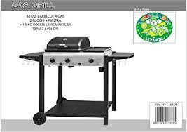 Migliori barbecue a gas Eurolandia s.r.l.
