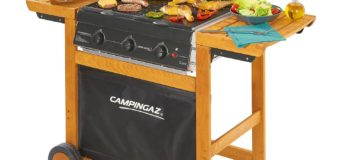 Recensione Campingaz Adelaide 3 Woody Barbecue a Gas