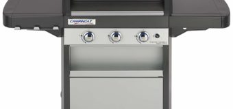 Recensione Barbecue a Gas Campingaz 3 Series Classic L