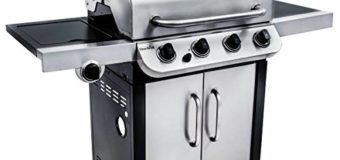 Recensione Char-Broil New Convective Series 440S