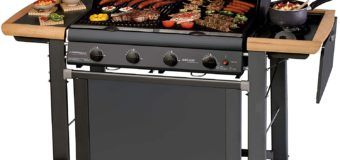 Recensione Campingaz Adelaide 4 Classic Deluxe Extra Barbecue a Gas